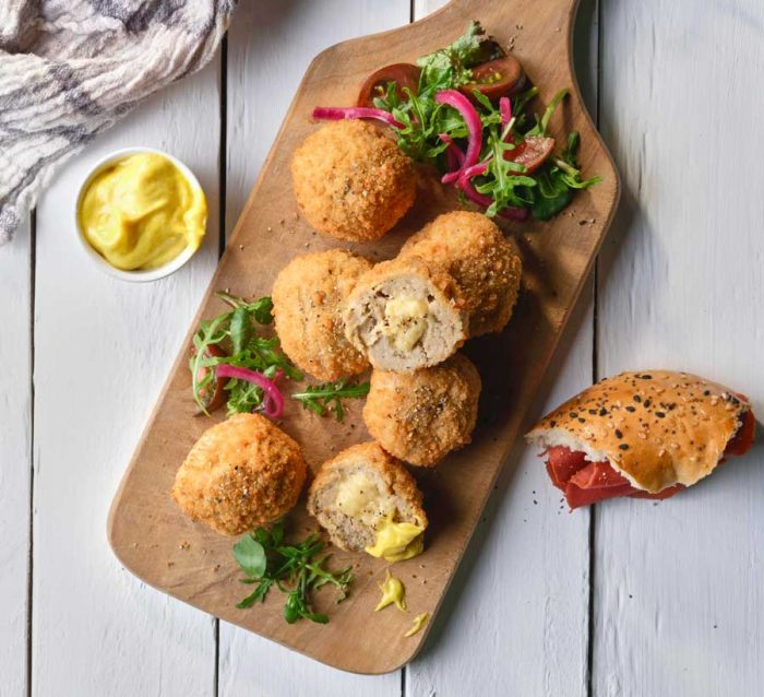 Vegan Scotch Eggs launch at Tesco in time for picnic season