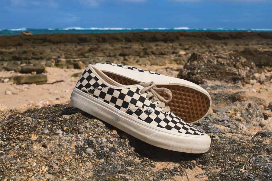 Vans launch new earth conscious Eco Theory shoe range