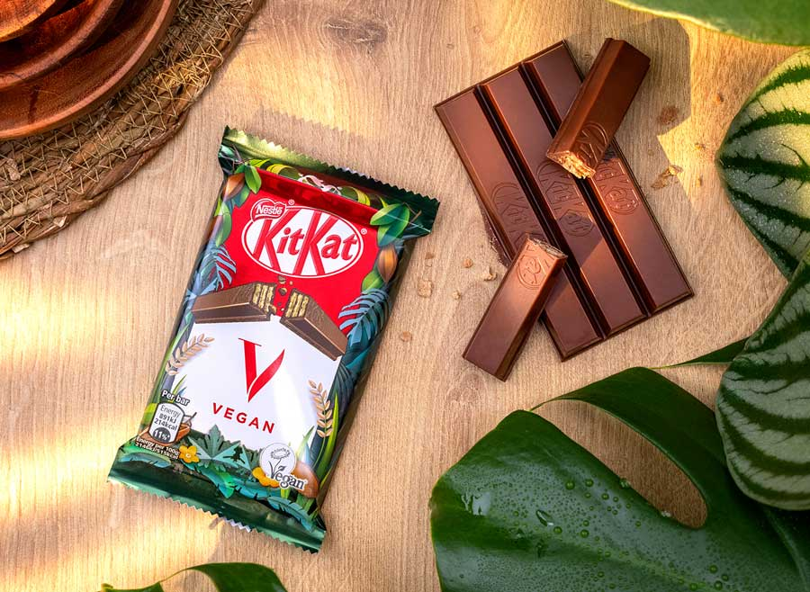Vegan KitKat launches in the UK – Here's where to buy them