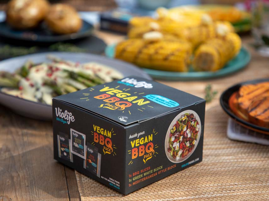 Violife launches first ever Vegan BBQ Pack just in time for summer!