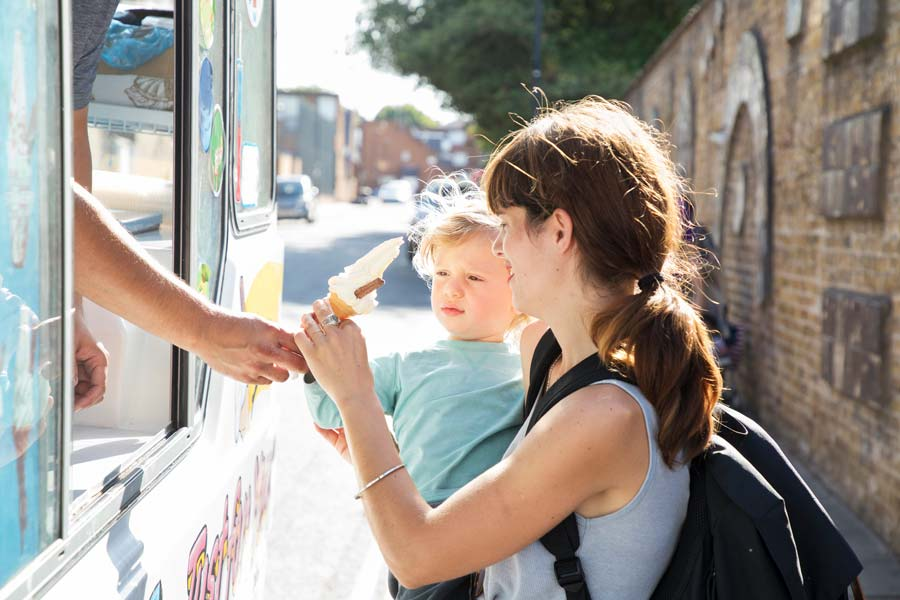 Bristol's first vegan ice cream van finds permanent home in the city