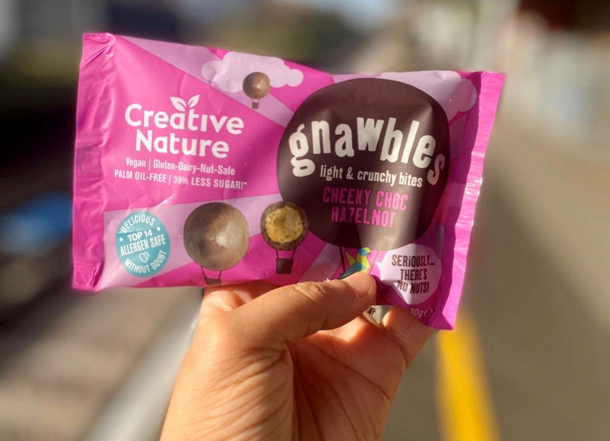 Creative Nature – the company taking the free-from aisle by storm