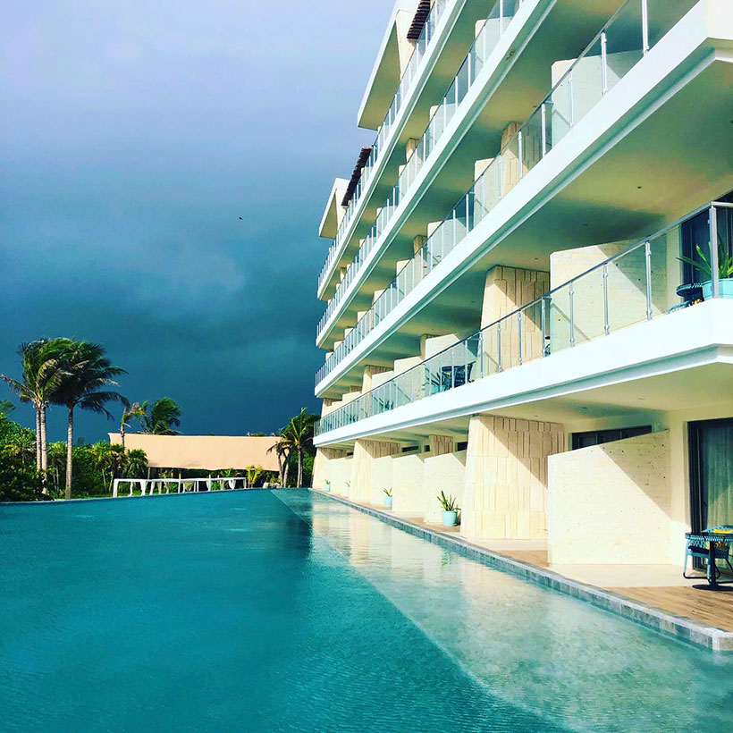 Playa del Carmen is home to the world's first plant-based all-inclusive resort, Palmaia, House of AïA.