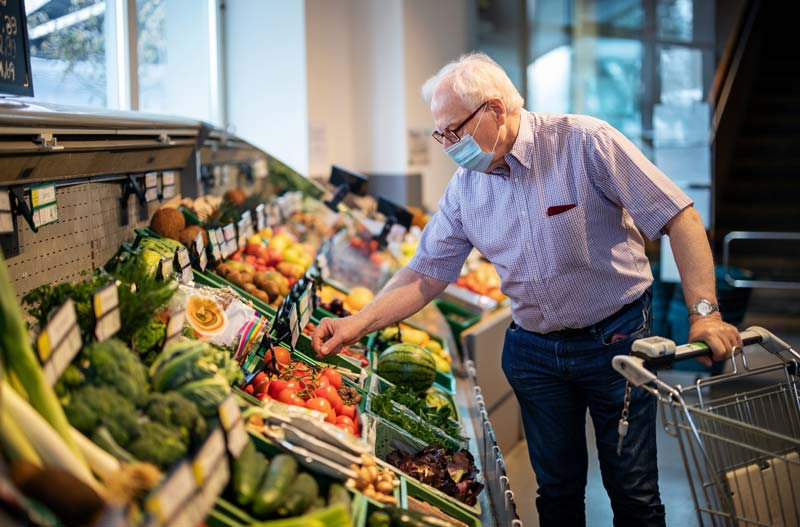 Eating a plant-rich diet helps to fight Covid-19, latest study suggests