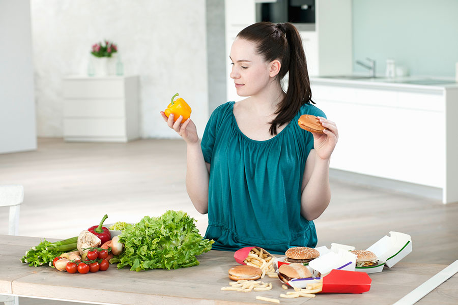 Lapsed vegans: How to get back on track when you slip up