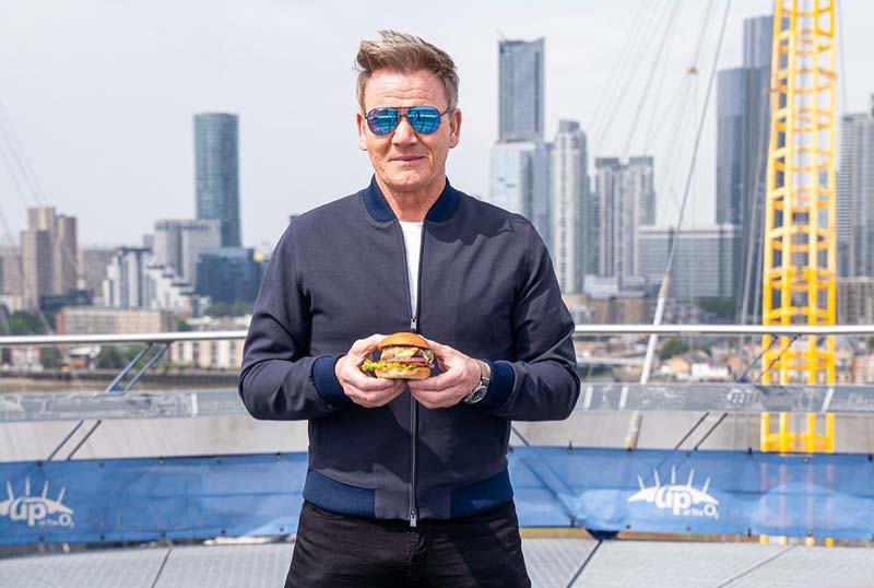 Gordon Ramsay becomes the face of plant-based oat milk brand Silk