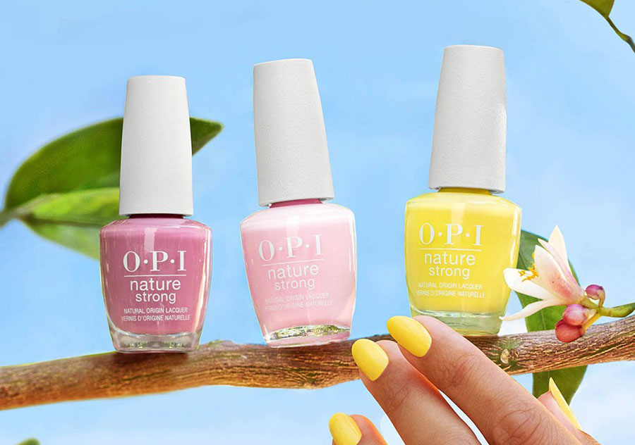 OPI launches its first vegan nail polish collection inspired by nature