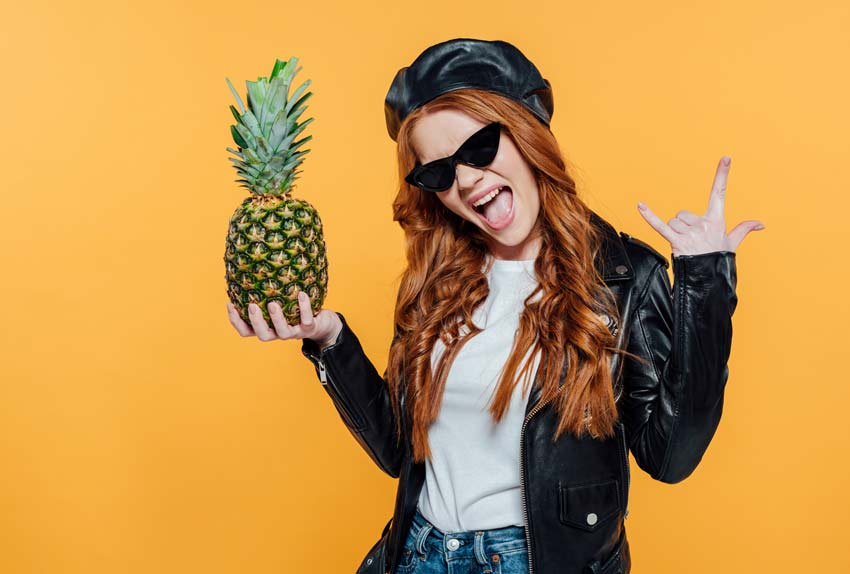 Dole is using pineapple waste to make vegan leather in a bid to cut food waste