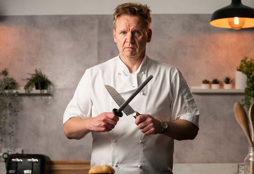 Costa Coffee hires Gordon Ramsay look-alike to launch new vegan Bac'n Bap