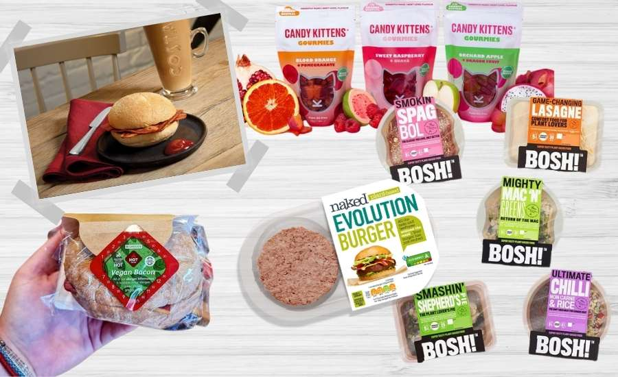 Seven vegan product launches you need to know about this week