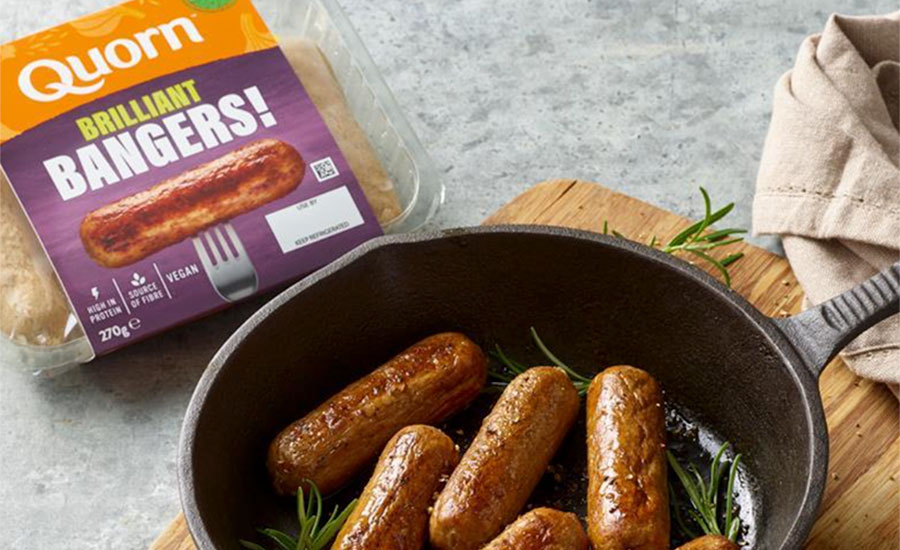 New Quorn vegan sausages launch bang on time for autumn