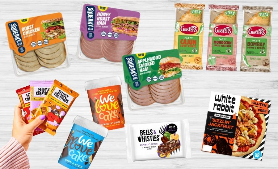 Ham-style slices from Squeaky Bean and 5 other must-try new products