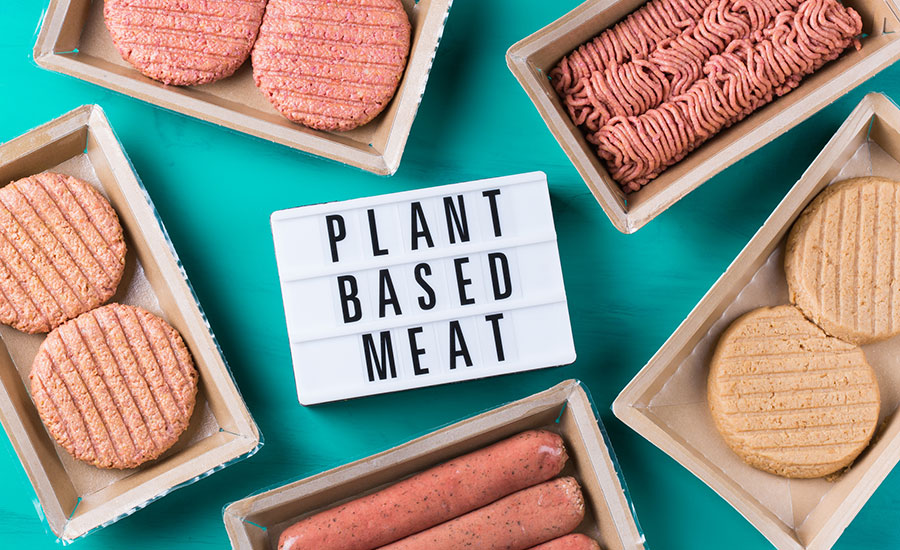 Vegan meats can promote improved gut health, research reveals