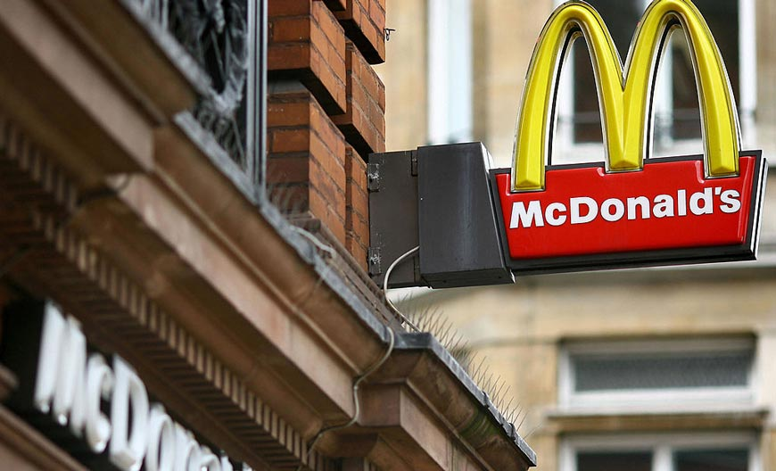 """McDonald's UK promises to be """"a market leader"""" in plant-based food"""